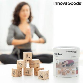 Juego de Dados de Yoga Anandice InnovaGoods 7 Piezas
