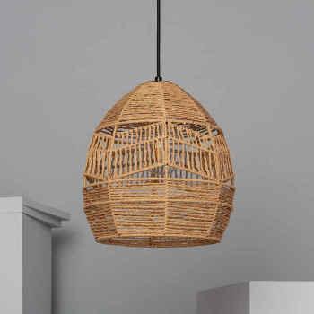 Lámpara de Techo Ledkia Beyawo 25W