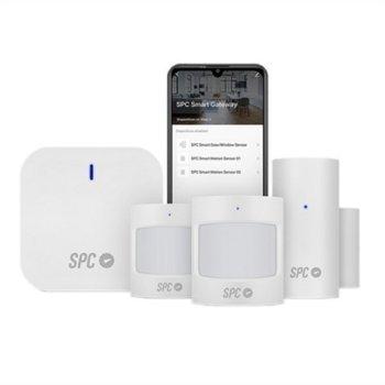 Kit de Seguridad para el Hogar SPC 6316K WIFI 5 Ghz