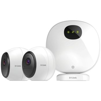 Sistema de Alarma D-Link DCS-2802KT-EU Full HD (3 pcs)