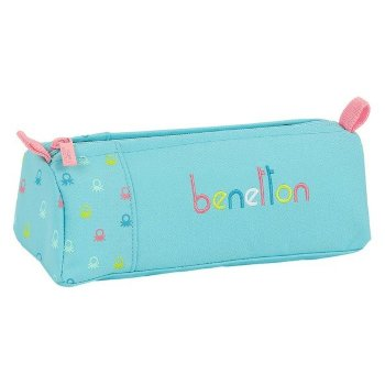 Portatodo Benetton Candy Azul claro