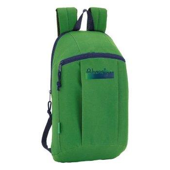 Mochila Infantil Benetton Verde