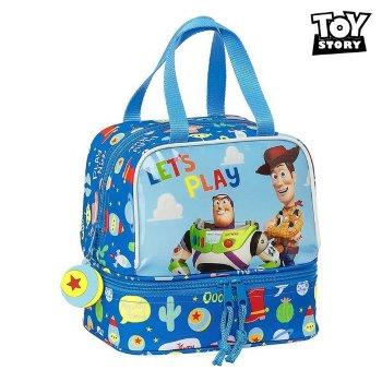 Portameriendas Toy Story Azul (15 L)