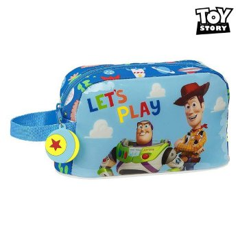 Portameriendas Térmico Toy Story Azul (6,5 L)