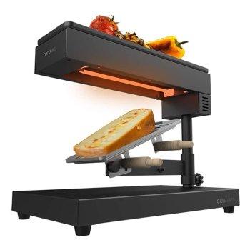 Parrilla Eléctrica Cecotec Cheese&Grill