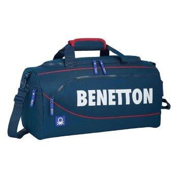 Bolsa de Deporte Benetton Azul marino