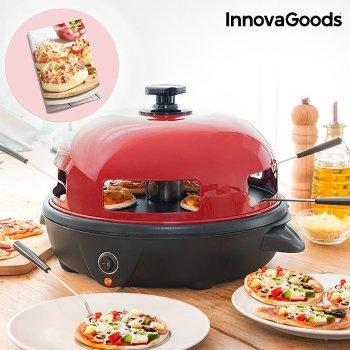Horno para Mini Pizzas con Recetario Presto! InnovaGoods