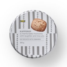 KAFFEREP OAT BISCUITS WITH CINNAMON