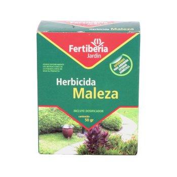 Herbicida maleza