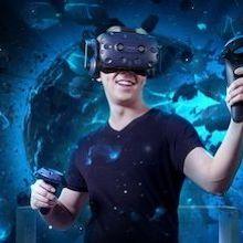 Fiesta con 2 Experiencias VR