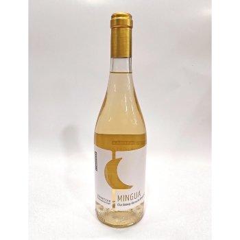 Vino blanco Mingua Chardonnay Somontano