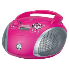 Grundig RCD 1445 Rosa USB Reproductor CD