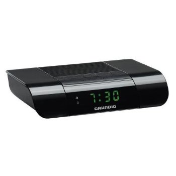 Grundig SONOCLOCK KSC35 Negro Radio Despertador