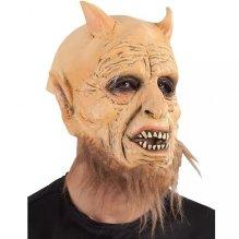 Máscara de demonio Belcebú Halloween