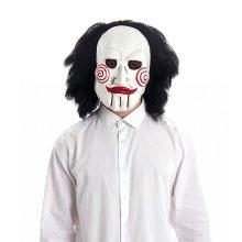 Máscara de Saw en látex Halloween