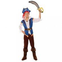 Disfraz de niño Pirata Aventurero