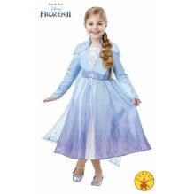 Disfraz de niña Elsa de Frozen