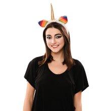 Diadema para disfraz de Unicornio