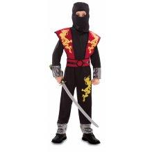 Disfraz de niño Ninja Dragón