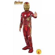 Disfraz de niño Iron Man IW