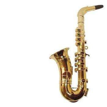 Saxofón de juguete para disfraces