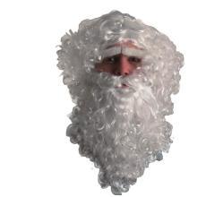 Peluca barba y bigote