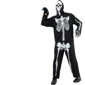 Disfraz de Esqueleto chico