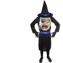 Disfraz monstruo con sombrero adulto