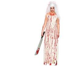 Disfraz de mujer/novia sangrienta