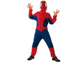 Disfraz infantil de hombre araña