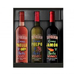 Estuche 3 Vinos