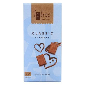 ICHOC Chocolate con bebida de arroz