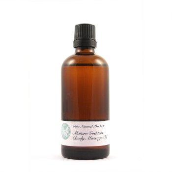 Mature Goddess Massage Oil
