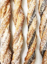 Caja de 6 Croissant Twist variados