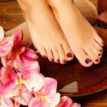 Pedicura Spa Curativa