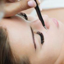 Tratamiento Ojos Extensiones de Pestañas