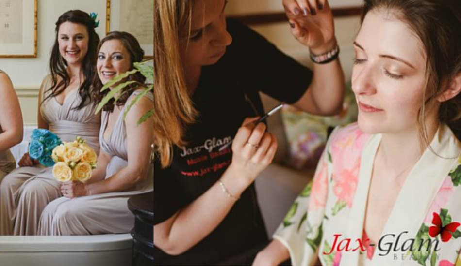 bridal hair and makeup artist bristol
