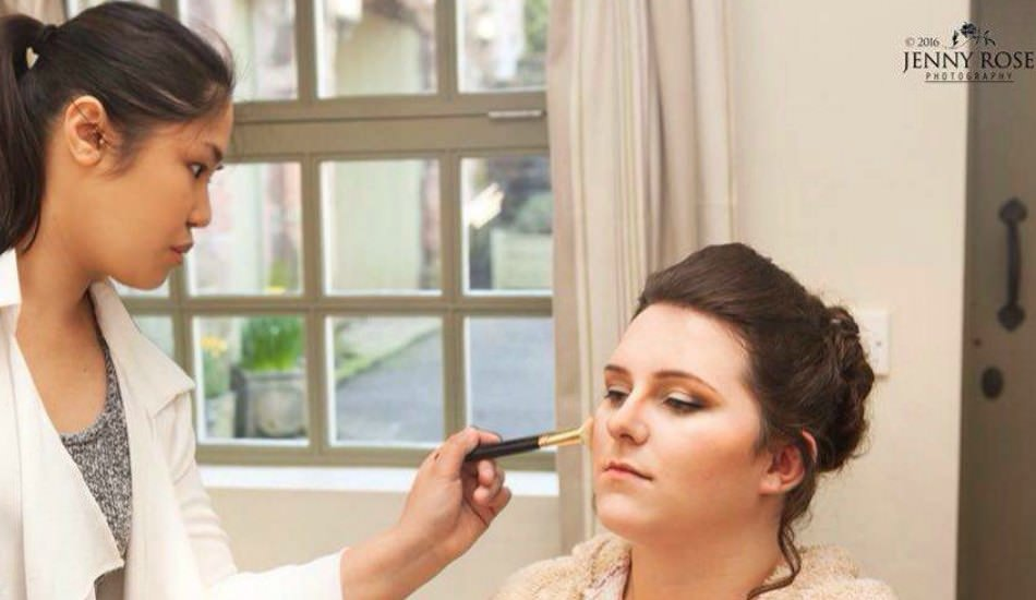 wedding makeup artist Tamworth, Staffordshire