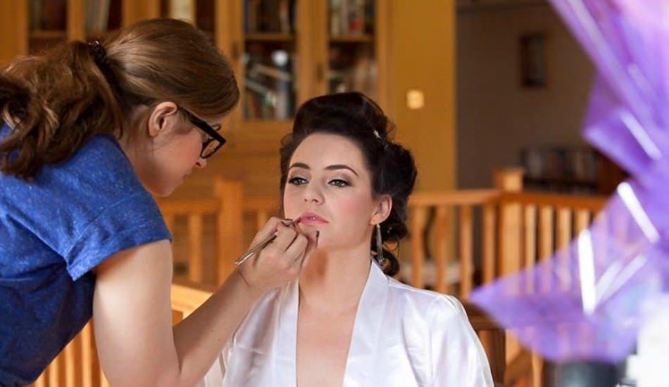 kent bridal makeup artist