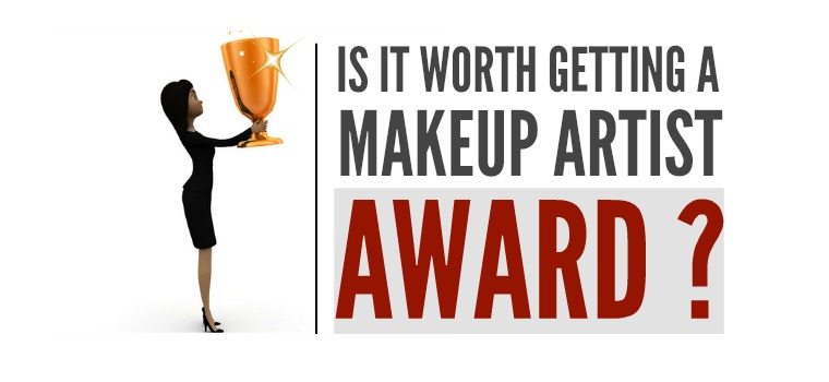 makeup artist awards