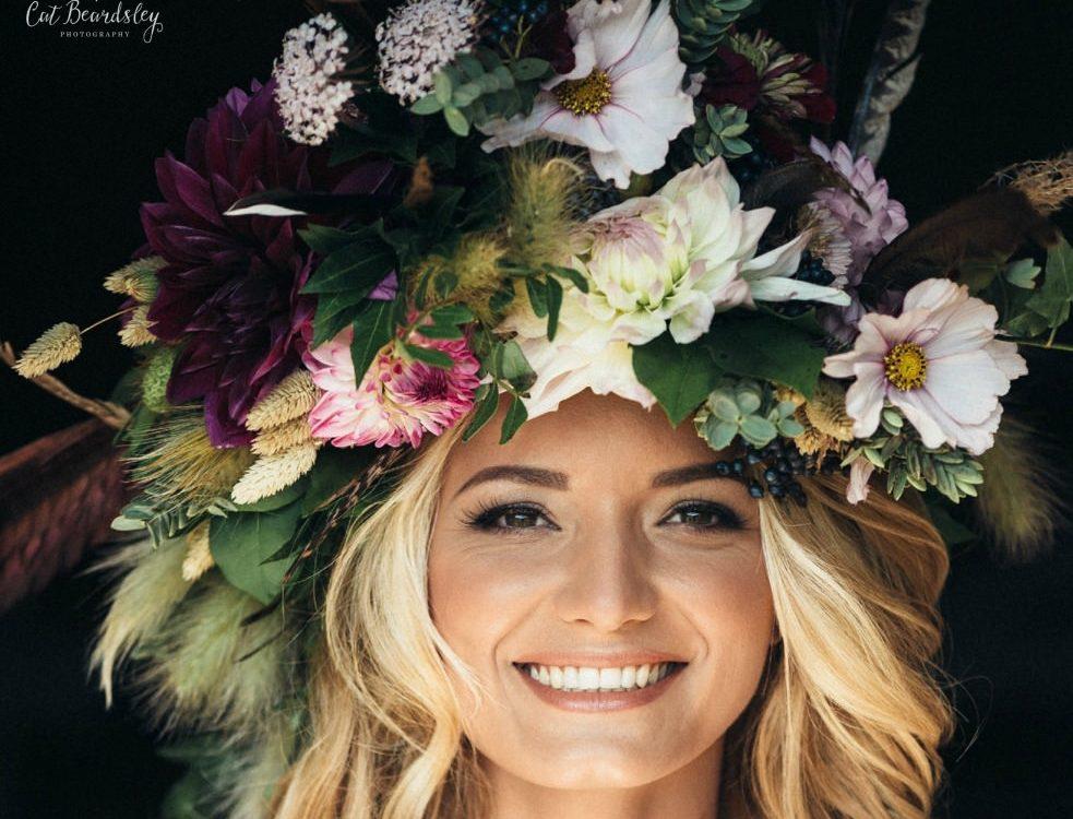 bridal makeup hereford