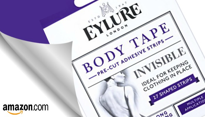 26ee9f18b90 Eylure Body Tape - Top Makeup Artist Directory