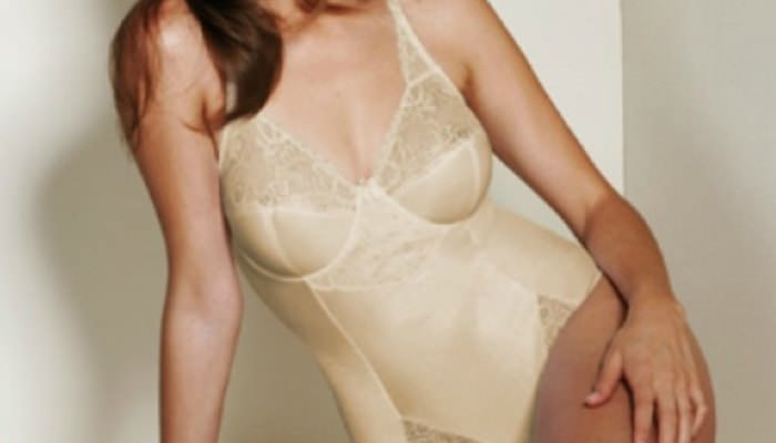 Charnos Superfit Full Cup Bodyshaper natural