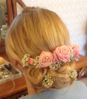 hair and makeup wedding hairstyles