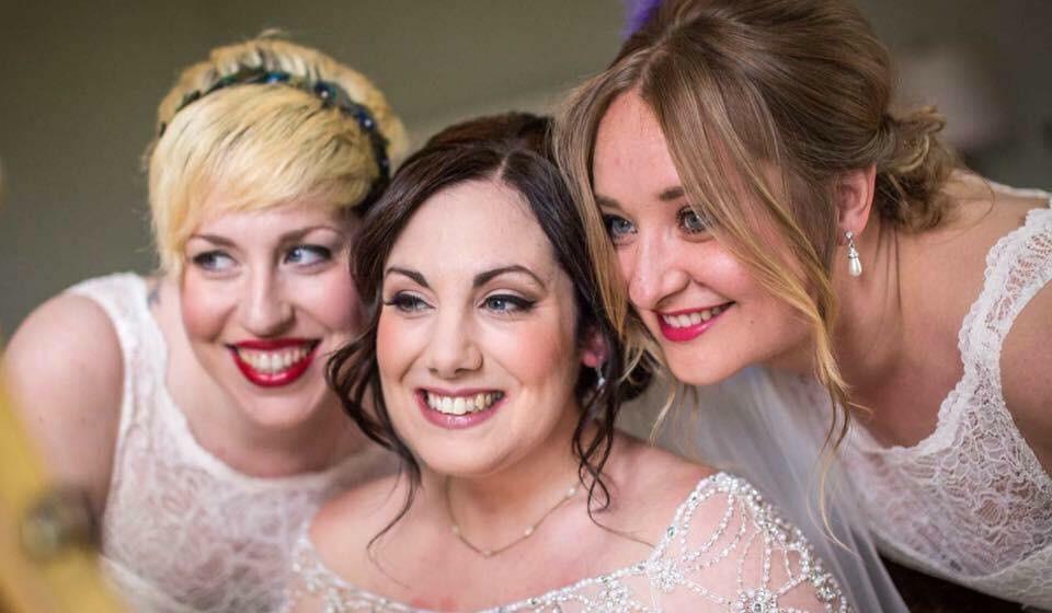 wedding makeup artist huntingdon