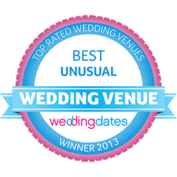 Best Unusual Wedding Venue in the UK