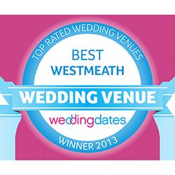 Best Wedding Venue in Westmeath