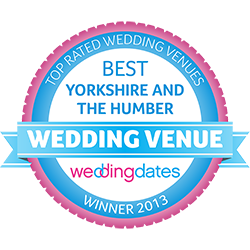 Best Wedding Venue in Yorkshire And The Humber