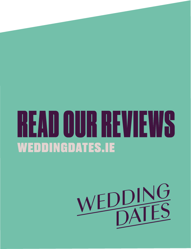 WeddingDates Reviewed Badge