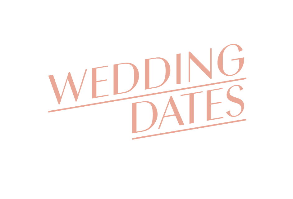 WeddingDates Logo